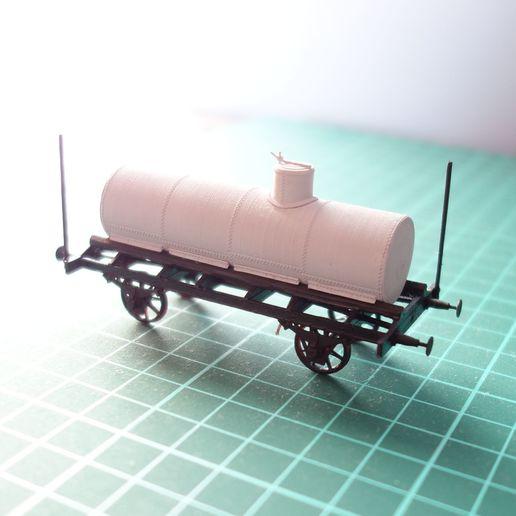 Download free 3D model Sheetov cistern, polkin
