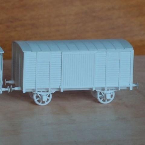 Boxcar.jpg Download free STL file Simple boxcar • Design to 3D print, polkin