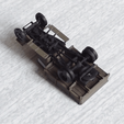Télécharger fichier imprimante 3D gratuit Camion de guerre GAZ-MM-V 1:87 (H0), polkin