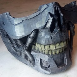IMG_20200502_190254.jpg Download STL file T-800 Mask • Design to 3D print, ebarrio76
