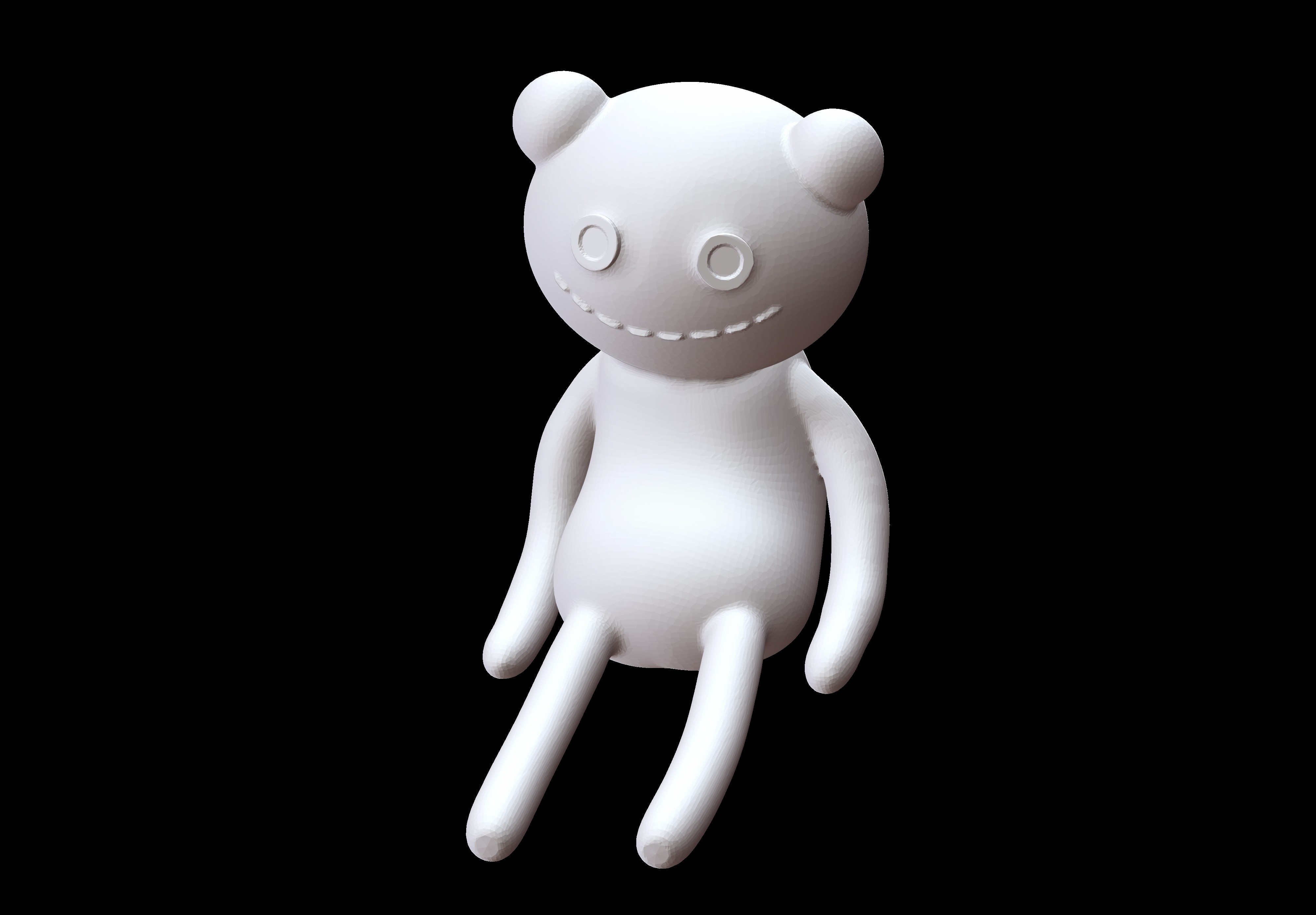 Render 11.jpg Download STL file Adventure Time Diorama • 3D printer design, Shukito
