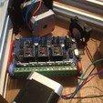 Télécharger fichier STL gratuit Plaque de montage Arduino Due + RADDS pour Kossel 2020, bramv