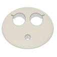 3D printer files Shy Gal Mask, httpkoopa