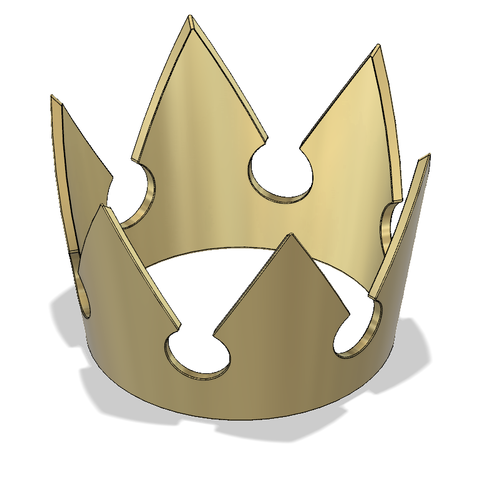 3D print files Sora Kingdom Hearts Crown, httpkoopa