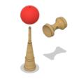 Kendama 2.PNG Download STL file Classic Kendama • 3D printing design, httpkoopa