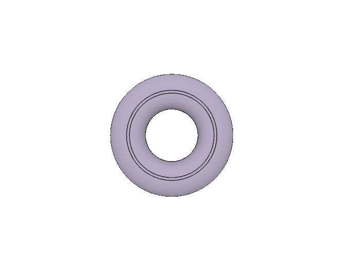 Rounded Napkin Ring 3.PNG Télécharger fichier STL gratuit Rond de serviette arrondi gratuit • Design imprimable en 3D, httpkoopa