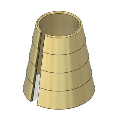 Descargar modelos 3D para imprimir Pulseras de Dio Brando, httpkoopa