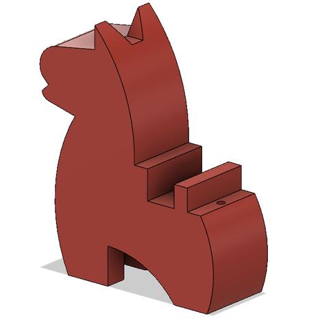 HorseC2.PNG Download STL file Japanese Toy Horses • 3D print object, httpkoopa
