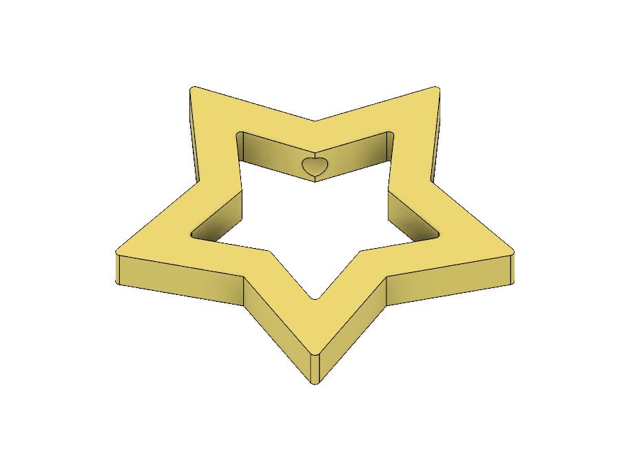 Rosalina Star Wand 7.PNG Télécharger fichier STL Baguette Rosalina Star Pièce • Modèle pour impression 3D, httpkoopa