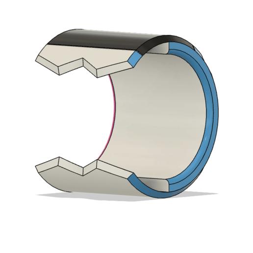 Bracelet 7.png Télécharger fichier OBJ Dynamax Bracelet épée et bouclier • Objet à imprimer en 3D, httpkoopa
