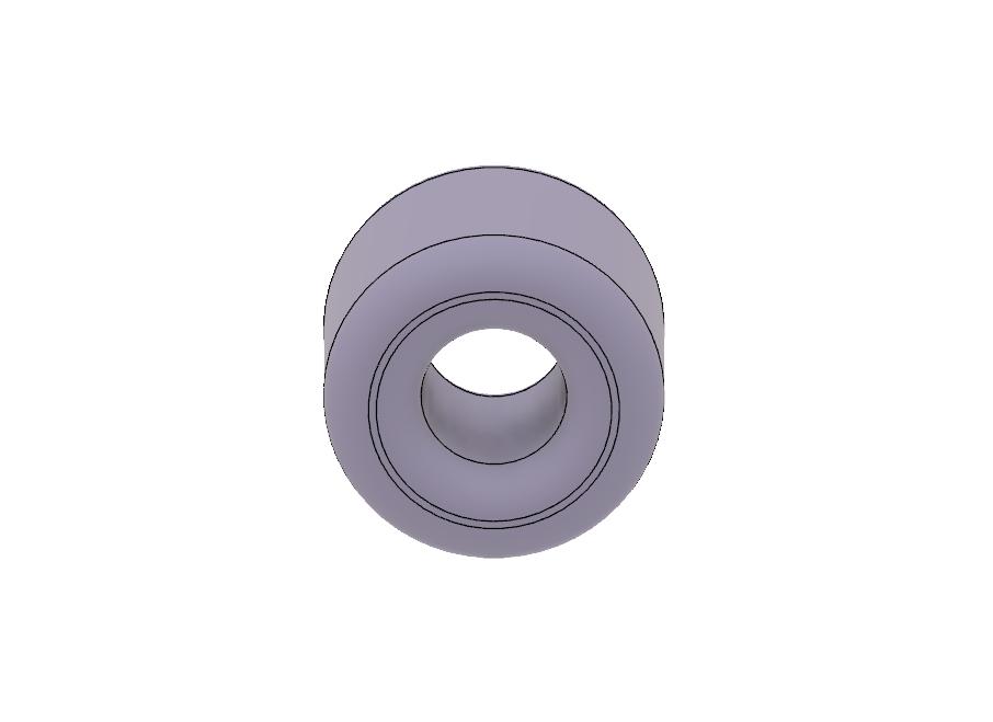 Rounded Napkin Ring 4.PNG Télécharger fichier STL gratuit Rond de serviette arrondi gratuit • Design imprimable en 3D, httpkoopa