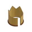 Download 3D printer designs Goron Bracelet, httpkoopa