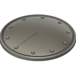 fichier 3d Cercles Thor Armor Circles, httpkoopa