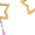 DAOKO GIRL Star Wand 8.PNG Télécharger fichier STL Baguette DAOKO Girl Star • Design à imprimer en 3D, httpkoopa