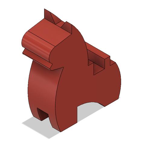 HorseC1.PNG Download STL file Japanese Toy Horses • 3D print object, httpkoopa