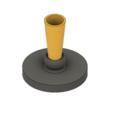 Download 3D print files Upright Umbrella Tip, httpkoopa
