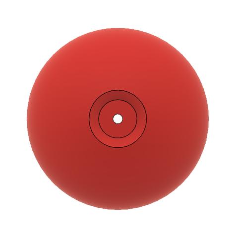 Kendama 6.PNG Download STL file Classic Kendama • 3D printing design, httpkoopa