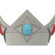 Rosalina Crown 2.PNG Télécharger fichier STL Couronne de la princesse étoile Rosalina • Objet pour imprimante 3D, httpkoopa