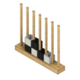 3D printer models Block Connect Game, httpkoopa