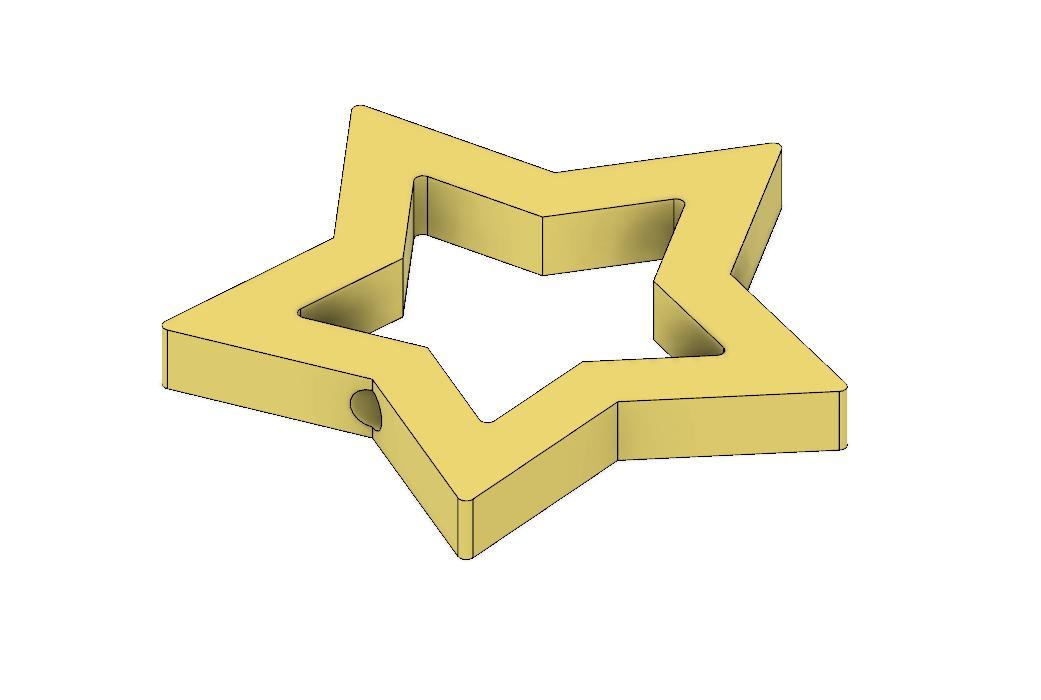Rosalina Star Wand 1.PNG Télécharger fichier STL Baguette Rosalina Star Pièce • Modèle pour impression 3D, httpkoopa