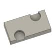 3D print model Dual Tealight Candle Holder, httpkoopa