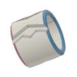 Bracelet 3.png Télécharger fichier OBJ Dynamax Bracelet épée et bouclier • Objet à imprimer en 3D, httpkoopa