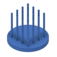Impresiones 3D Juego de mesa 4x4x4 Connect, httpkoopa