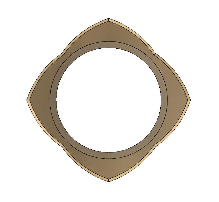 Peach Crown 7.PNG Download STL file Princess Peach Crown • 3D print design, httpkoopa