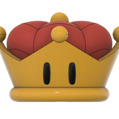3D printer files Super Crown for Bowsette, httpkoopa
