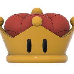 Imprimir en 3D Super Corona para Bowsette, httpkoopa