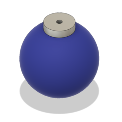 Link Bomb 1.PNG Download STL file Link Bomb • Template to 3D print, httpkoopa