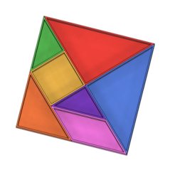 Download 3D model Tangram Containers, httpkoopa
