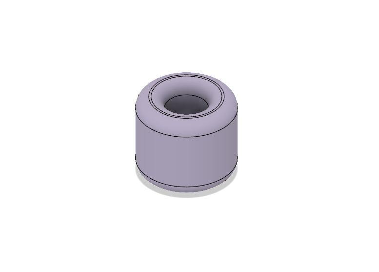 Rounded Napkin Ring 1.PNG Télécharger fichier STL gratuit Rond de serviette arrondi gratuit • Design imprimable en 3D, httpkoopa