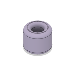 Free 3D printer files Free Rounded Napkin Ring, httpkoopa