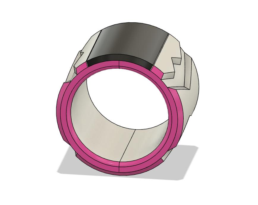 Bracelet 5.png Télécharger fichier OBJ Dynamax Bracelet épée et bouclier • Objet à imprimer en 3D, httpkoopa