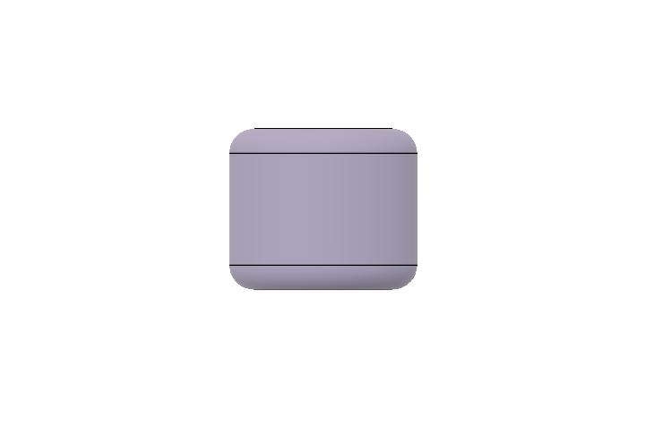 Rounded Napkin Ring 2.PNG Télécharger fichier STL gratuit Rond de serviette arrondi gratuit • Design imprimable en 3D, httpkoopa