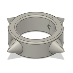 Team Yell Bracelet 1.png Download OBJ file Team Yell Bracelets and Button - Sword and Shield • 3D printable template, httpkoopa