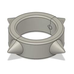 Télécharger fichier impression 3D Bracelet et Bouton Team Yell - Épée et Bouclier, httpkoopa