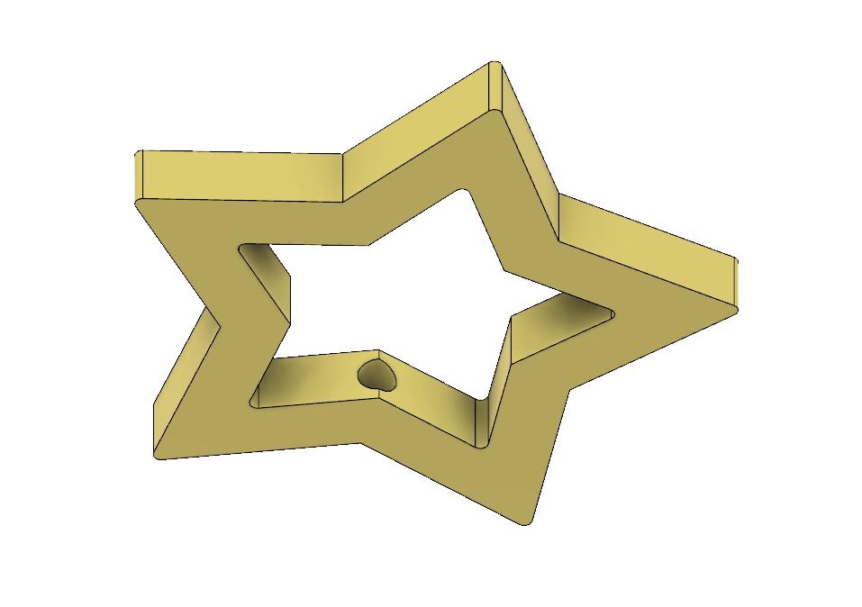 Rosalina Star Wand 3.PNG Télécharger fichier STL Baguette Rosalina Star Pièce • Modèle pour impression 3D, httpkoopa