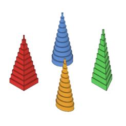 Bead Mandrels 1.PNG Télécharger fichier STL Mandrins à perles • Plan imprimable en 3D, httpkoopa