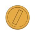 Descargar archivo 3D Monedas de Super Mario, httpkoopa