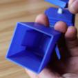 3D print model Hidden box for Tardis (box), BanseOlivier