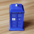 Download STL files Hidden box for Tardis (box), OlivierBanse