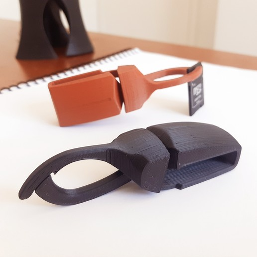 20201105_141659.jpg Download STL file Beetle clothespin • 3D printer design, lucasfernandesbos
