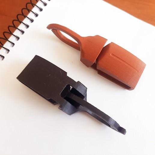 20201105_142643.jpg Download STL file Beetle clothespin • 3D printer design, lucasfernandesbos