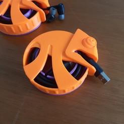 chame 1.jpg Télécharger fichier STL Chameleon Wire Winder • Objet pour impression 3D, lucasfernandesbos