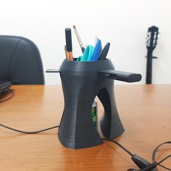Download STL Beet Pen Holder, lucasfernandesbos