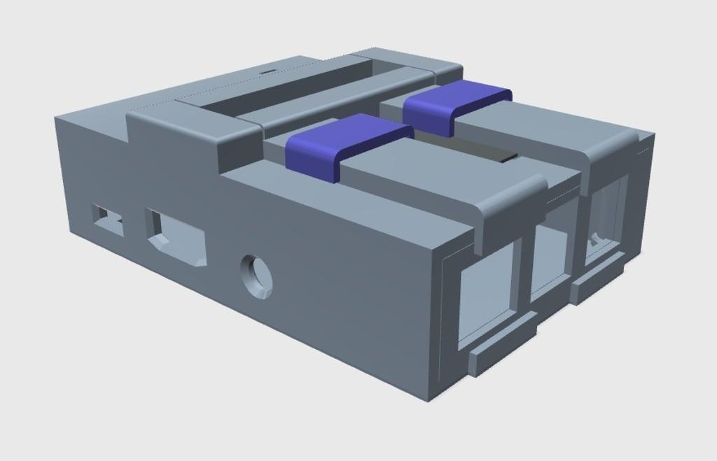 632c04ef424ad713a6180fef7b95ee04_display_large.jpg Download free STL file Super Nintendo Raspberry Pi Case • 3D print design, arron_mollet22