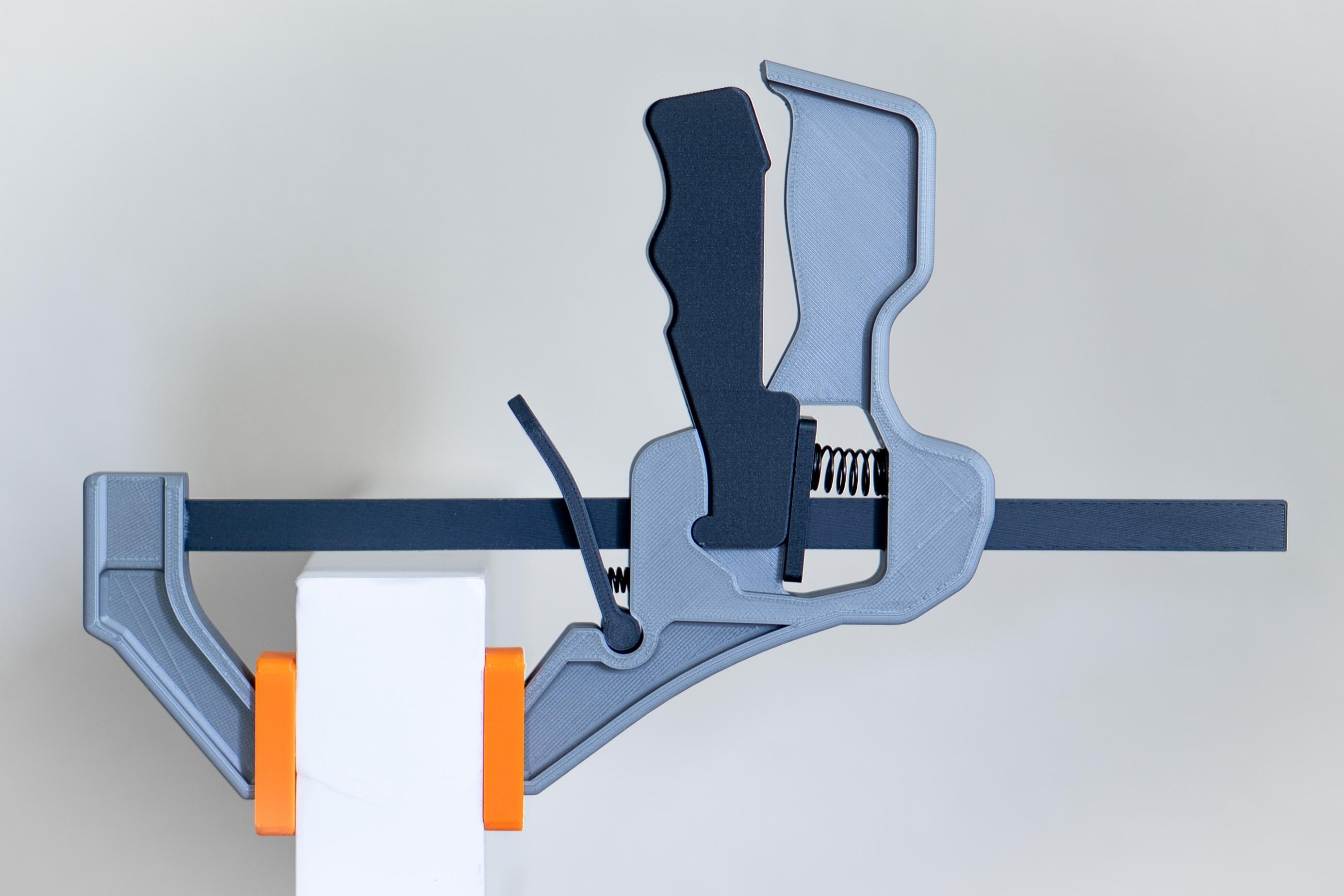 DSC09851-2.jpg Télécharger fichier STL gratuit Pince de détente à prise rapide imprimable (fonctionnelle) • Design imprimable en 3D, arron_mollet22