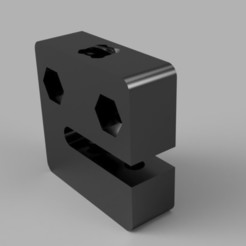 Free 3D printer model Linear Motion Anti-Backlash Nut, arron_mollet22